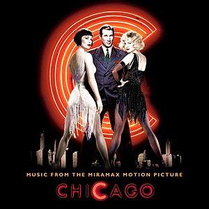 Саундтрек к Chicago