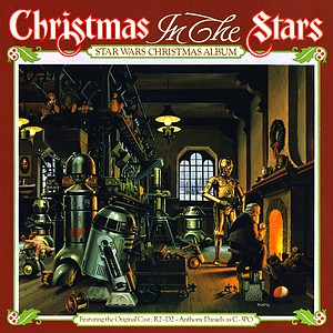 Саундтрек/Soundtrack Meco: Christmas in the Stars: Star Wars Christmas Album (1996)