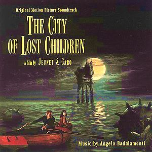 Саундтрек к The City of Lost Children