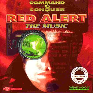 Саундтрек/Soundtrack Command & Conquer: Red Alert