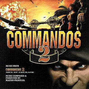 Саундтрек/Soundtrack Soundtrack | Commandos 2: Men of Courage | Mateo Pascual (2001) Саундтрек