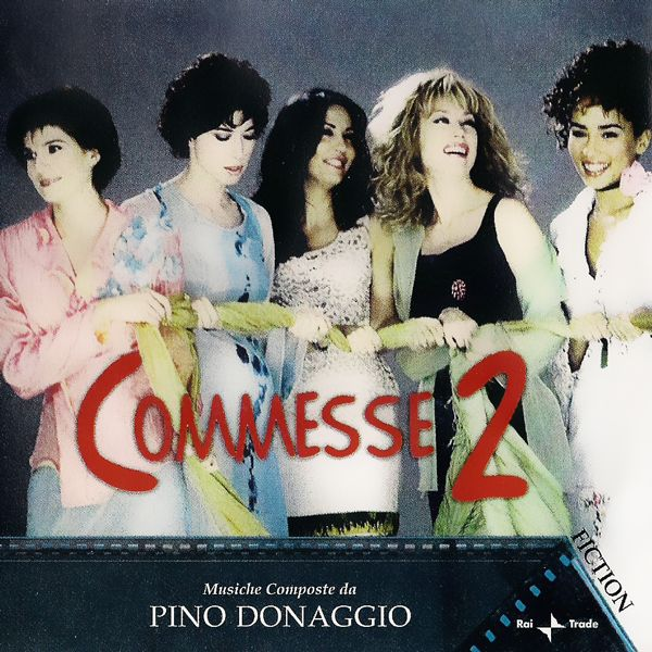 Саундтрек/Soundtrack Commesse 2 (Shopgirls) | Pino Donaggio (1999) Продавщицы