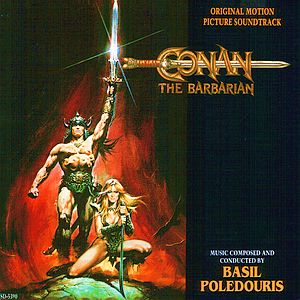 Саундтрек/Soundtrack Conan The Barbarian