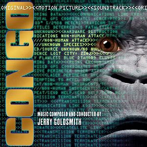 Саундтрек/Soundtrack Congo | Jerry Goldsmith (1995) Конго | Джерри Голдсмит