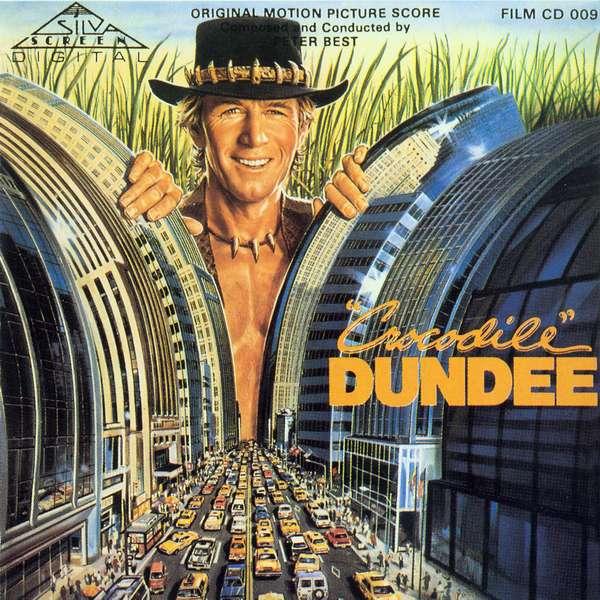 Саундтрек/Soundtrack Crocodile Dundee | Peter Best (1986) Крокодил Данди | Питер Бест