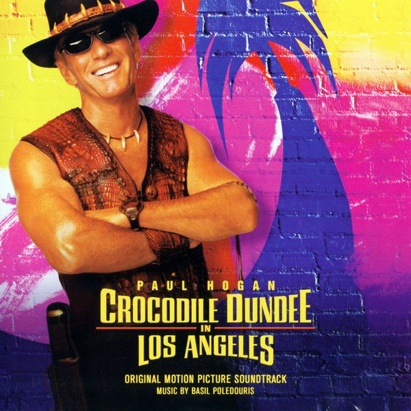 Саундтрек/Soundtrack Soundtrack | Crocodile Dundee in Los Angeles | Basil Poledouris (2001) Крокодил Данди в Лос-Анджелесе (Крокодил Данди 2) | Бэзил Поледурис
