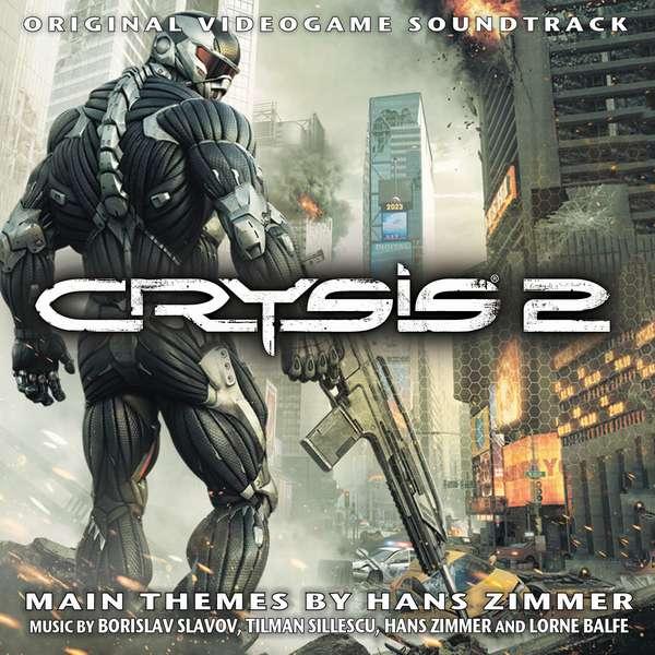 Саундтрек/Soundtrack Soundtrack | Crysis 2 | Hans Zimmer, Borislav Slavov, Tilman Sillescu, Lorne Balfe (2011) Crysis 2 | Ганс Цимер, Борислав Славов, Тилман Силеску, Лорни Бэлфи