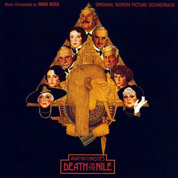 Саундтрек/Soundtrack Death On The Nile | Nino Rota (1978) Смерть на Ниле | Нино Рота