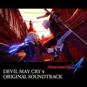 Саундтрек/Soundtrack Devil May Cry 4