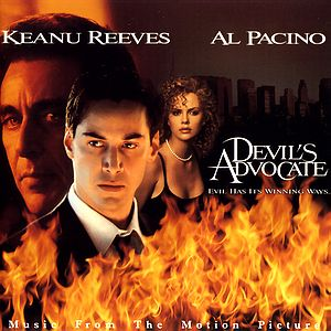 Саундтрек/Soundtrack The Devil's Advocate  | Адвокат дьявола