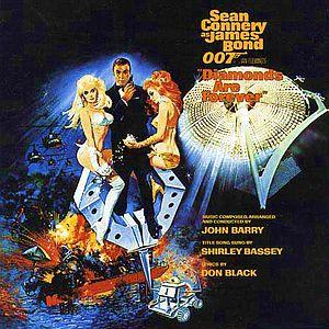 Саундтрек/Soundtrack Diamonds Are Forever (James Bond 007) (1971) Бриллианты навсегда