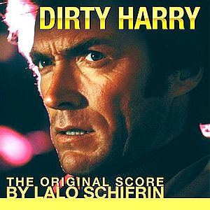 Саундтрек/Soundtrack Dirty Harry