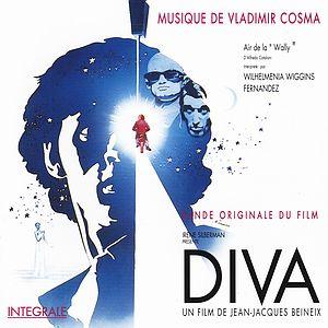 Саундтрек/Soundtrack Diva | Vladimir Cosma (1981)  Саундтрек | Дива | Владимир Косма