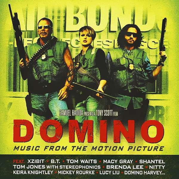 Саундтрек/Soundtrack Domino | Harry Gregson-Williams, Various Artists (2005) Домино | Гарри Грегсон-Уильямс, Разные исполнители