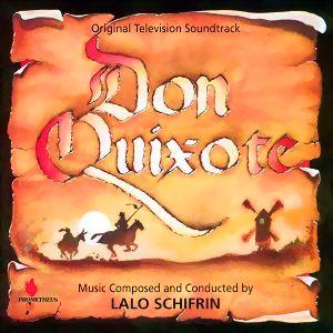 Саундтрек/Soundtrack Don Quixote (Don Quijote de la Mancha)