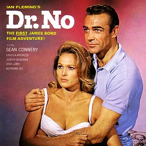 Саундтрек/Soundtrack Dr. No (James Bond 007) (1962) Доктор Ноу