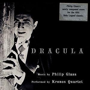 Саундтрек/Soundtrack Dracula | Philip Glass (1931) Дракула | Филип Гласс