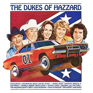 Саундтрек/Soundtrack The Dukes Of Hazzard