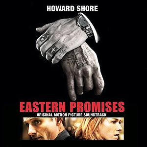Саундтрек/Soundtrack Eastern Promises