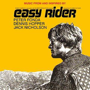 Саундтрек/Soundtrack к Easy Rider