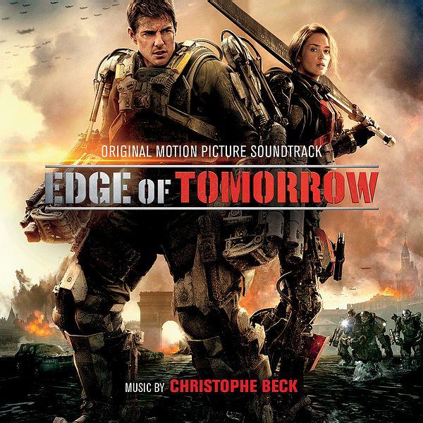 Саундтрек/Soundtrack Edge of Tomorrow | Christophe Beck (2014) Грань будущего