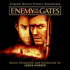 Саундтрек/Soundtrack Enemy at the Gates | James Horner (2001) Враг у ворот | Джеймс Хорнер