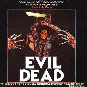 Саундтрек/Soundtrack Evil Dead