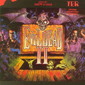 Саундтрек/Soundtrack Evil Dead 2