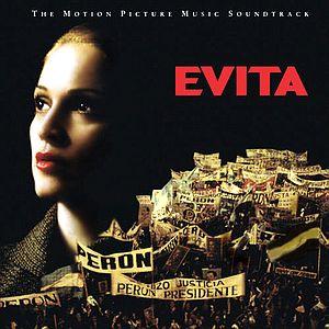 Саундтрек/Soundtrack Evita