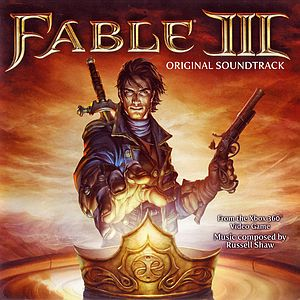Саундтрек/Soundtrack Fable III | Russell Shaw (2010) Fable III | Рассел Шоу