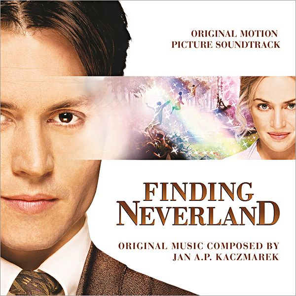 Саундтрек/Soundtrack Finding Neverland | Jan A.P. Kaczmarek (2004) Волшебная страна | Ян Кашмарек