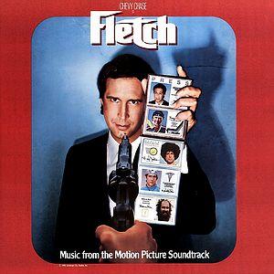 Саундтрек/Soundtrack Score | Fletch (Vinyl rip) | Harold Faltermeyer (1985) Музыка из фильма | Флетч | Харолд Фальтермейер