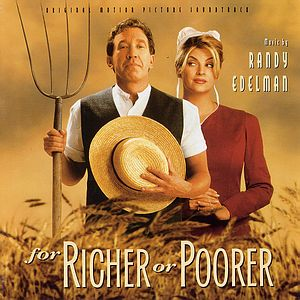 Саундтрек/Soundtrack For Richer or Poorer | Randy Edelman (1997) И в бедности, и в богатстве | Рэнди Эдельман