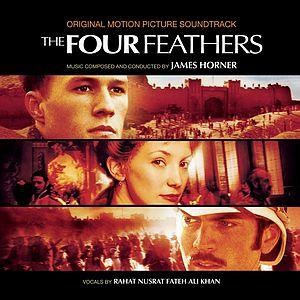 Саундтрек/Soundtrack The Four Feathers | James Horner (2002) Четыре пера | Джеймс Хорнер