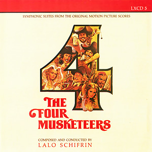 Саундтрек/Soundtrack Soundtrack | The Four Musketeers (1974), The Eagle Has Landed (1976), Voyage of the Damned (1976) | Lalo Schifrin