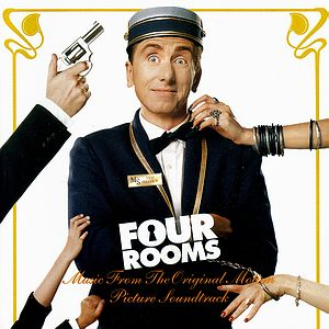 Саундтрек/Soundtrack Four Rooms | Combustible Edison (1995) Четыре комнаты