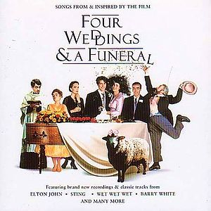 Саундтрек к Four Weddings and a Funeral