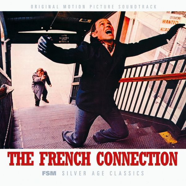 Саундтрек/Soundtrack Soundtrack | French Connection, French Connection II | Don Ellis (1975, 1971) Французский связной, Французский связной 2