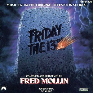 Саундтрек/Soundtrack Friday The 13th: The Series (1987) Пятница, 13: Сериал