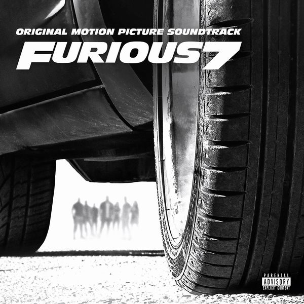 Саундтрек/Soundtrack Furious 7 | Various Artists (2015) Форсаж 7