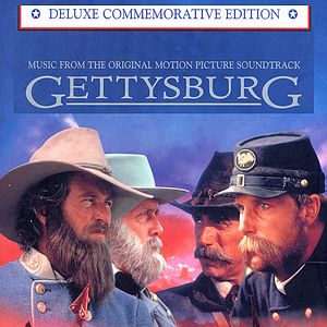 Саундтрек/Soundtrack Gettysburg (Deluxe Commemorative Edition) | Randy Edelman (1993) | Геттисбург (Геттисберг) | Рэнди Эдельман