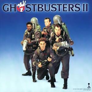 Саундтрек к Ghostbusters 2