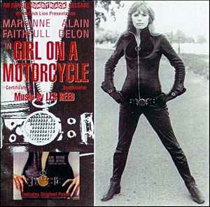 Саундтрек/Soundtrack The Girl on a Motorcycle