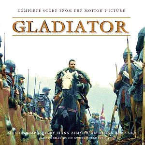 Саундтрек/Soundtrack Gladiator complete