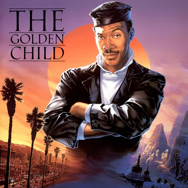 Саундтрек/Soundtrack Golden Child | John Barry (1986) Золотой ребенок | Джон Барри