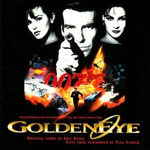 Саундтрек/Soundtrack GoldenEye (James Bond 007) Золотой глаз