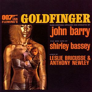 Саундтрек/Soundtrack Goldfinger (James Bond 007) (1964) Голдфингер (Золотой палец)