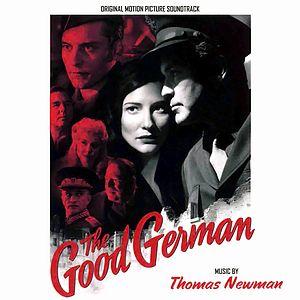 Саундтрек/Soundtrack The Good German | Thomas Newman (2006) Хороший немец | Томас Ньюман