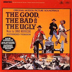 Саундтрек/Soundtrack The Good, The Bad & The Ugly