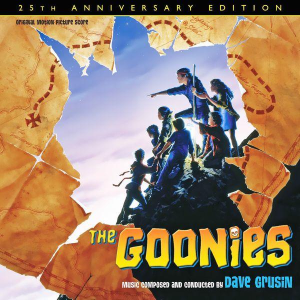 Саундтрек/Soundtrack The Goonies | Dave Grusin (1985) Балбесы | Дэйв Грузин